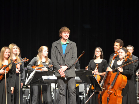 Sycamore Orchestra Premiers Piece Written By Own Student