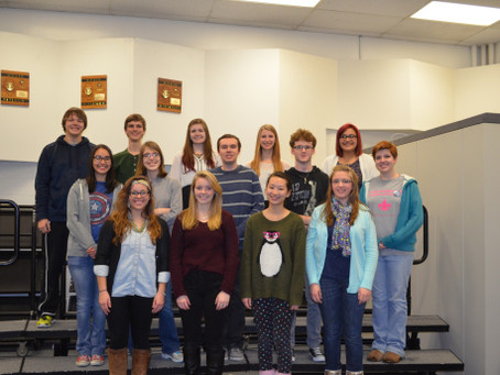 SYCAMORE SCHOOL DISTRICT ATTENDS PRESTIGIOUS ALL-STATE IMEA CONFERENCE