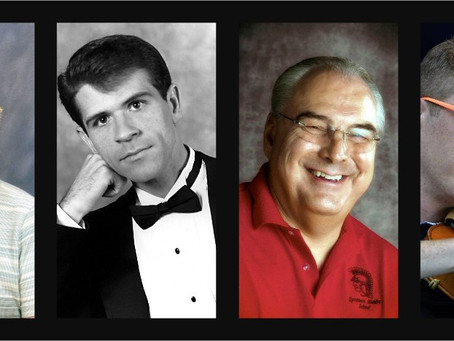 Sycamore Music Boosters Announce Sycamore High School 2016  Music Hall of Fame Inductees
