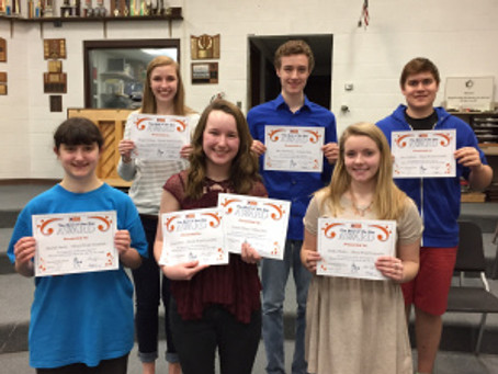 "NUMEROUS SYCAMORE MUSIC STUDENTS GIVE ""BEST OF DAY"" PERFORMANCES AT SOLO & ENSEMBLE EVENT"