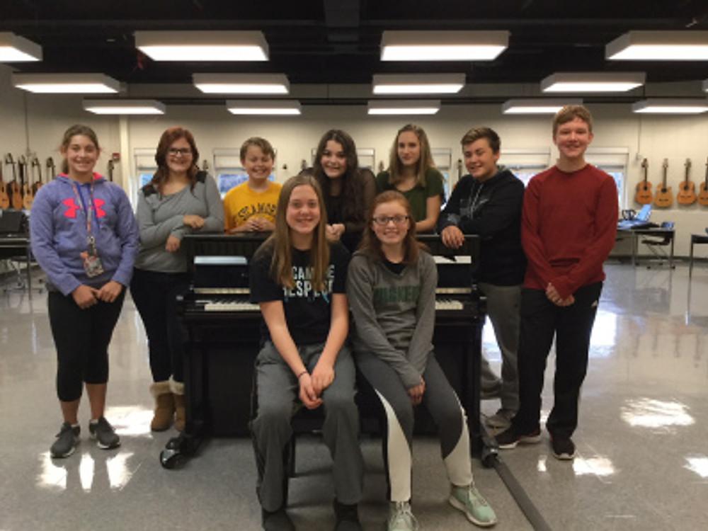 ACDA Honors Choir 2018- Middle School