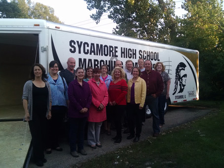 NEW BAND TRAILER FOR SYCAMORE HIGH SCHOOL