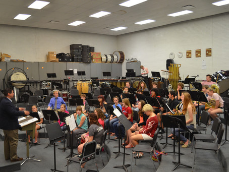 Sycamore High School Symphonic Band to Perform Commissioned Piece