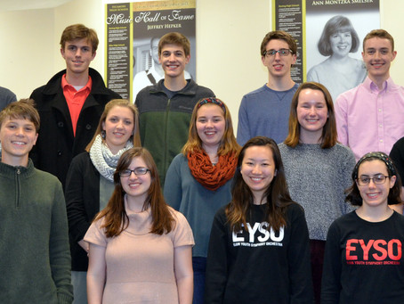 SYCAMORE MUSIC STUDENTS ATTEND PRESTIGIOUS ALL-STATE ILMEA CONFERENCE