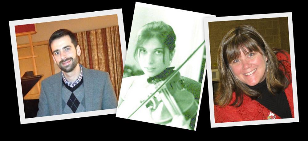 Peter Benson, Kara Eubanks, Lori Grant