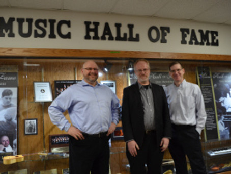 Sycamore Music Boosters Induct 2015 Music Hall of Fame Members