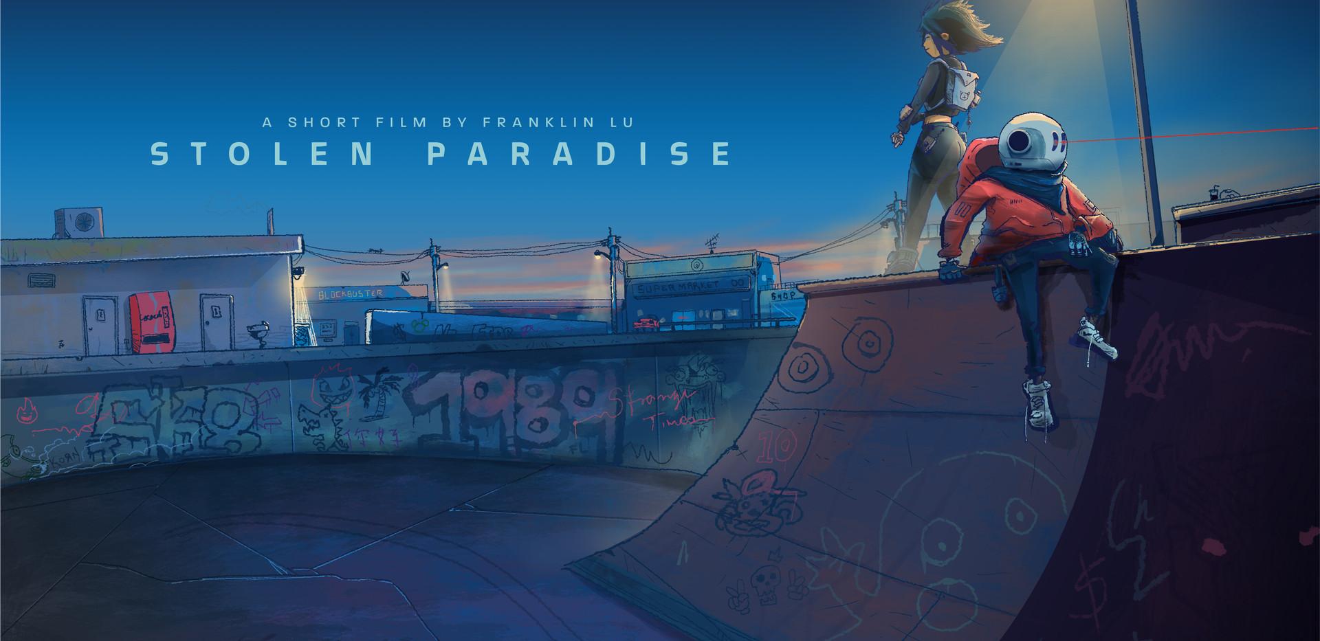 stolen paradise