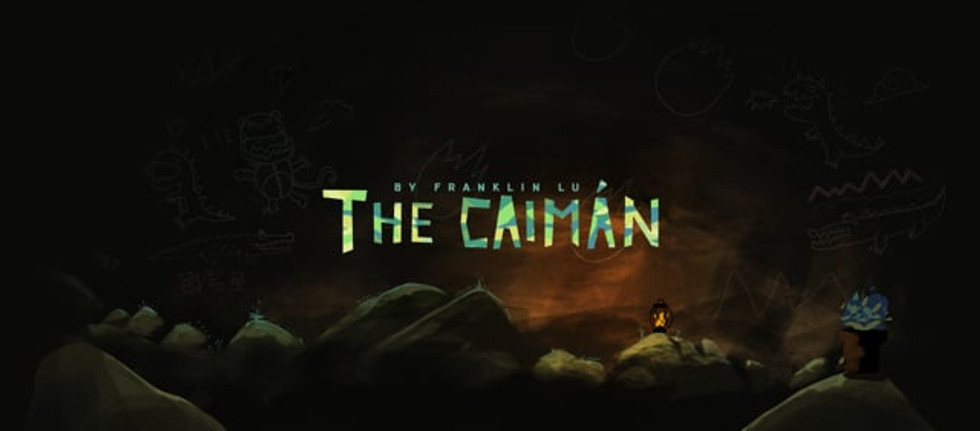 The Caiman.
