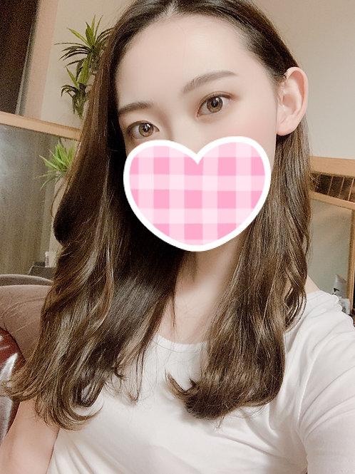綾野すず(21歳)