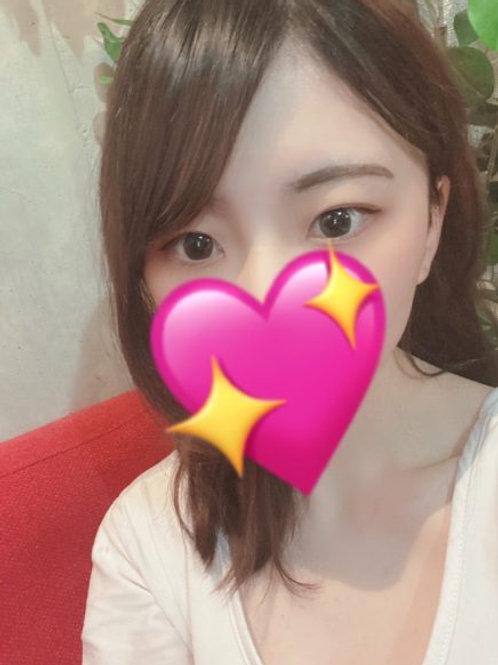 小泉せな(19歳) 中目黒店 13:00~18:00