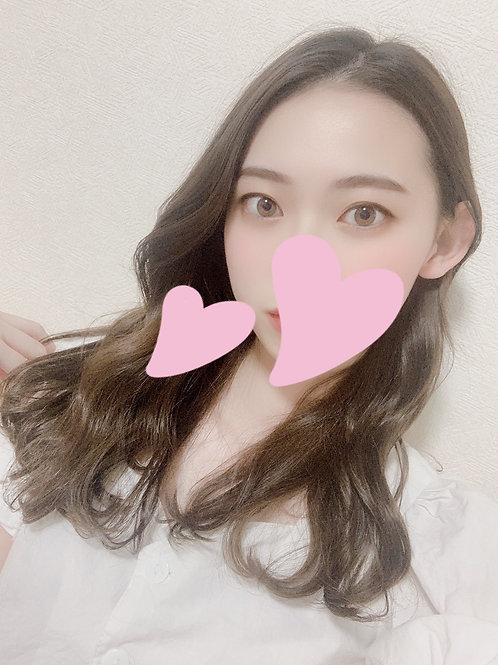 綾野すず(21歳) 次回 25日 目黒店 17:00~23:00