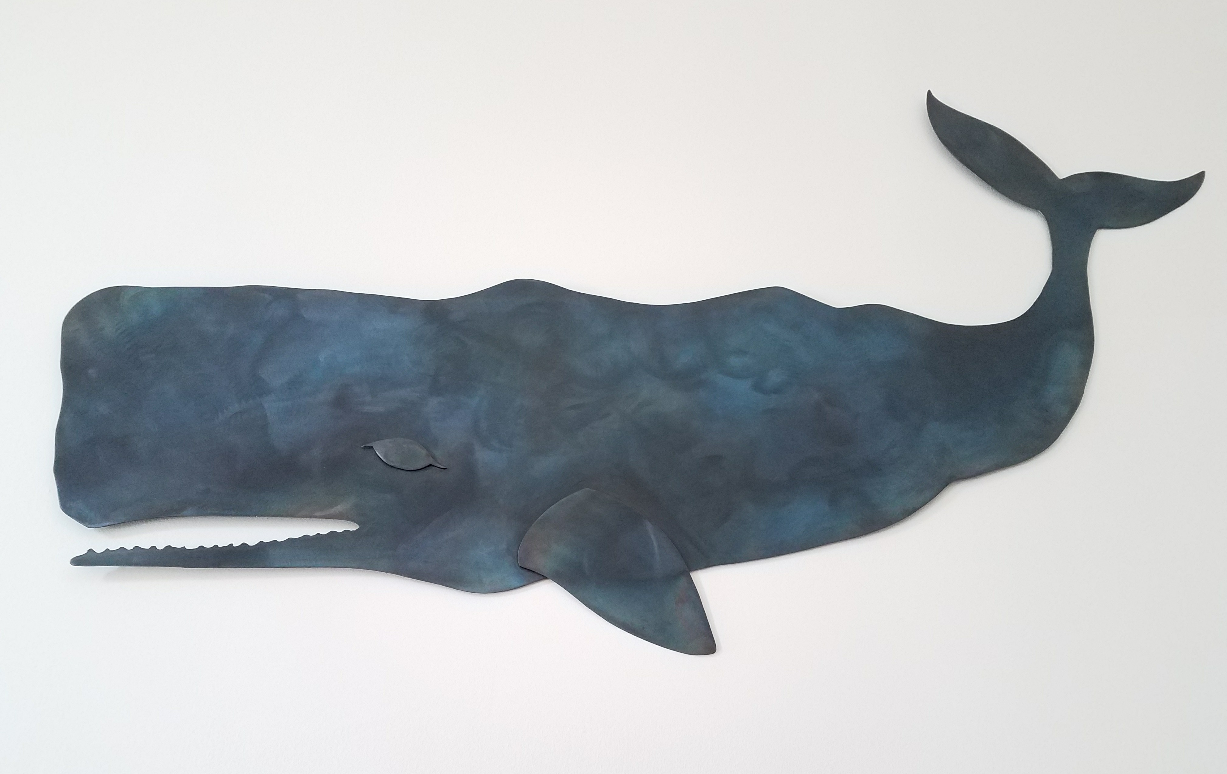 "54"" Sperm Whale"