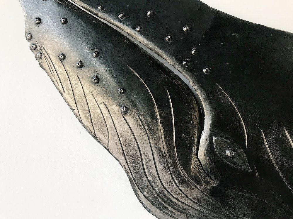 Humpback Whale (Detail)