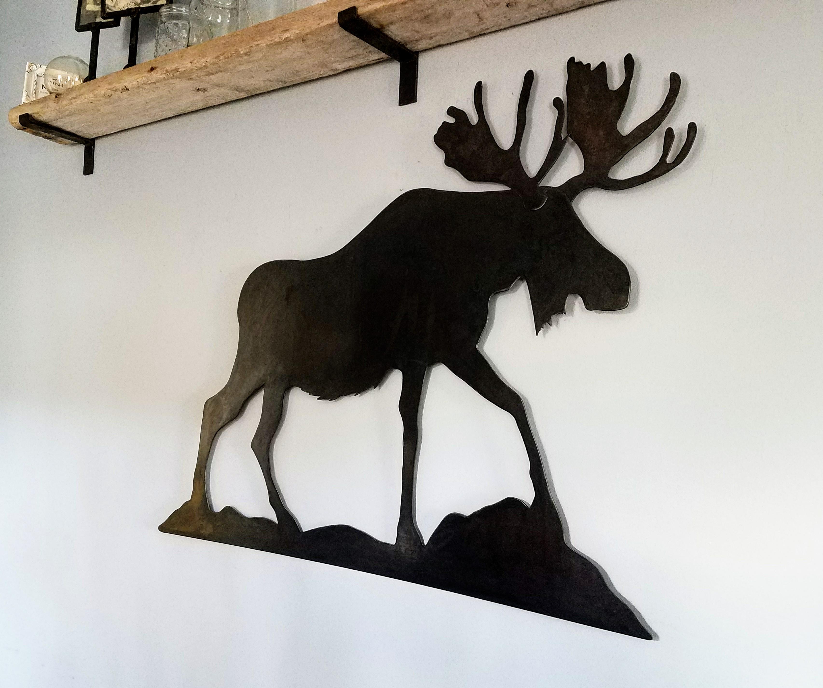 """36"""" Moose"""
