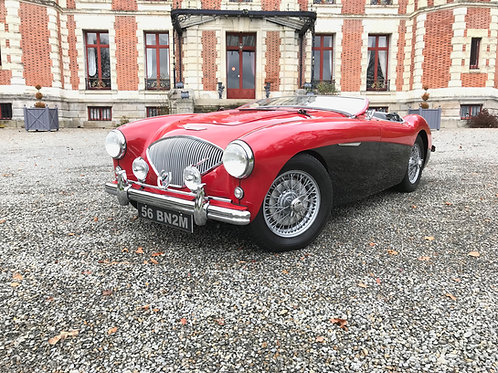 AUSTIN HEALEY 100.4 M LE MANS (kit)