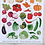 Thumbnail: Vegetable Stickers Small