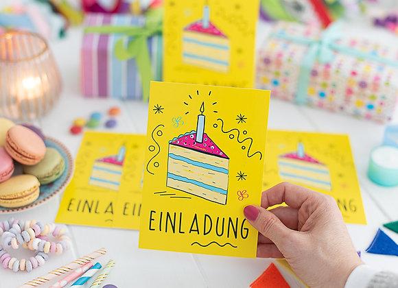 einladung kindergeburtstag, einladung junge, einladung mädchen, einladungskarten, 1. geburtstag