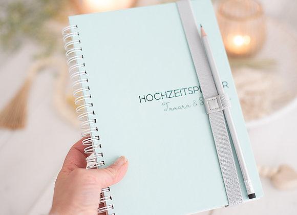 hochzeitsplaner, wedding planner, buch, notizbuch, checkliste, budget, hochzeit planen