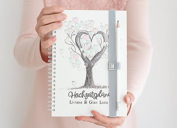 hochzeitsplaner, wedding planner, hochzeit checkliste, hochzeit budget, wir heiraten, verlobungsgeschenk,