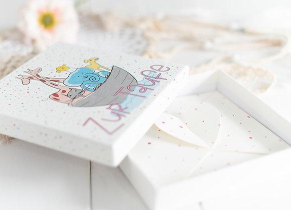 geldgeschenk taufe mädchen. geld verpackung, geschenk zur taufe mädchen, arche noah, glückwunschkarte anderes taufe
