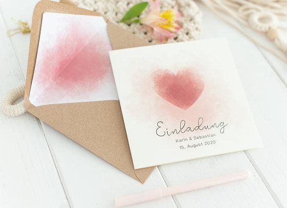 einladungskarte hochzeit, hochzeit Einladung, hochzeitseinladung, einladung zur Hochzeit, einladungen zur hochzeit, herz