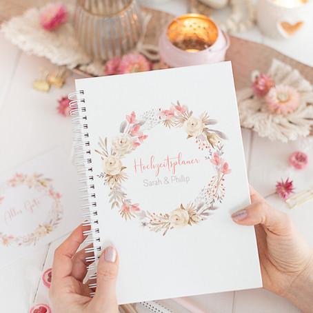 Alles was Du für eine gute Hochzeitsplanung brauchst!