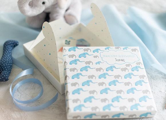 geldgeschenk geburt, taufe, personalisiert, originell verpackt, geschenkebox babyborn,  junge
