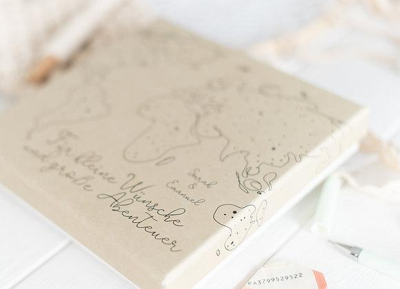 geldgeschenk hochzeit personalisiert, geldgeschenk mit namen, geldgeschenk zur Hochzeit, geldgeschenk für Brautpaar,