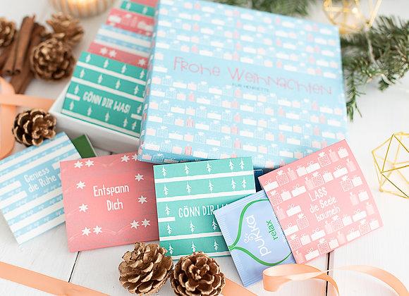 Teegeschenk - Frohe Weihnachten