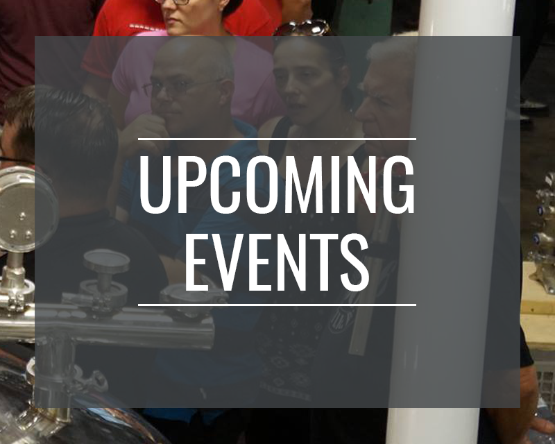Upcoming events at Junction 56 Distillery