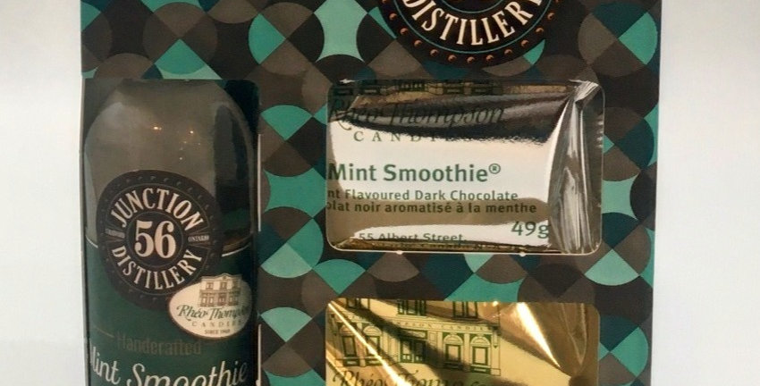 Mint Smoothie gift pack