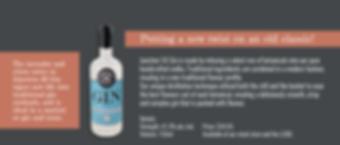 Junctin 56 Distillery Gin
