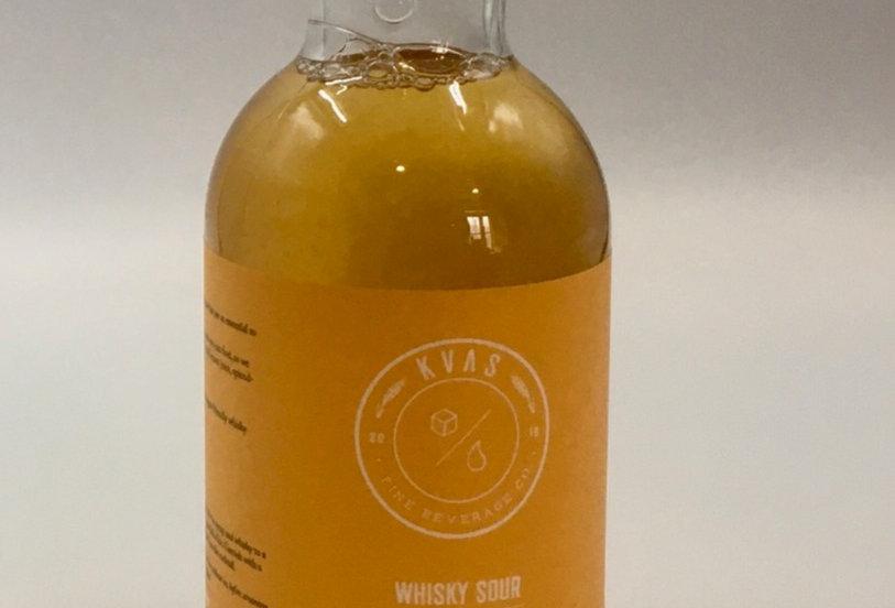 Kvas simple syrup