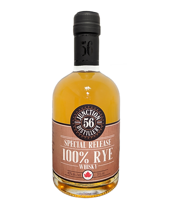 100% Rye Whisky