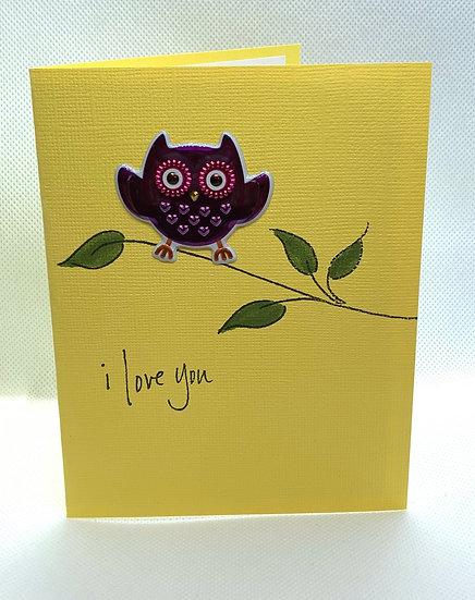 Owl - I Love You