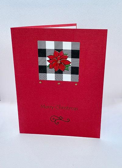 Poinsettia - Merry Christmas