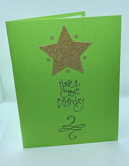 Star Birthday