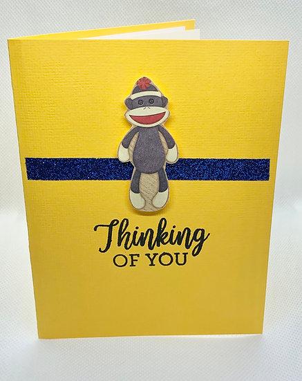 Sock Monkey - Thinking of You