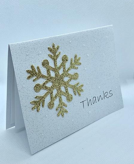 Snowflake - Thanks