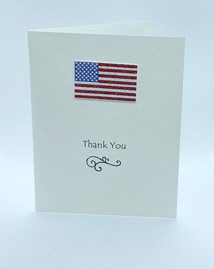 Thank You - Flag