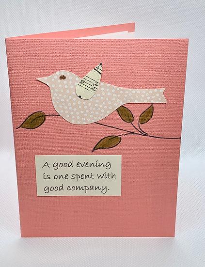 Bird - A Good Evening