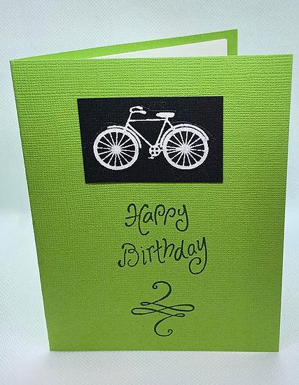 Bicycle - Happy Birthday