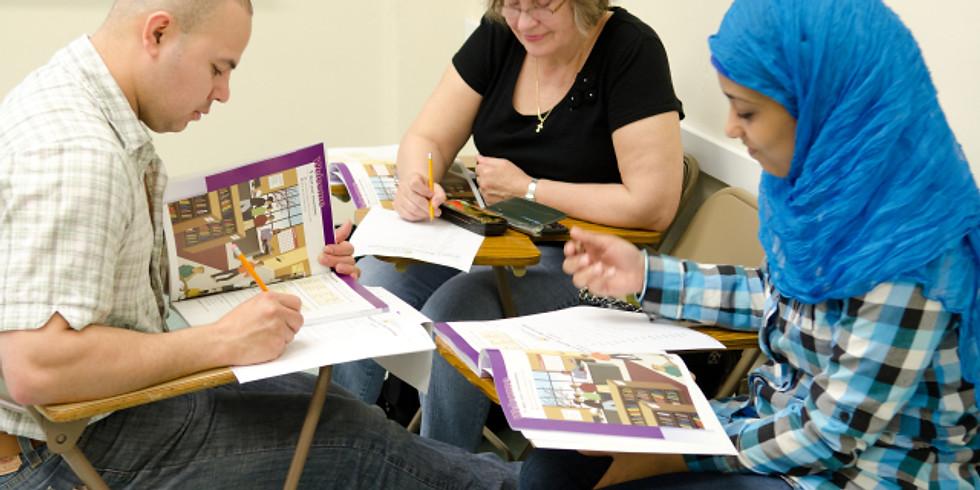 Adult Literacy & Education Center Tutor Training