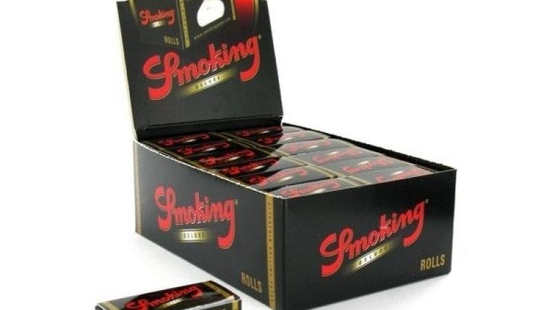 Smoking Rolls De Luxe 24's