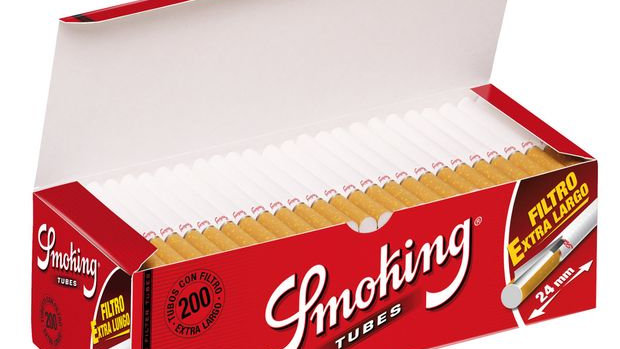 Smiking Cigarette Tubes 275's