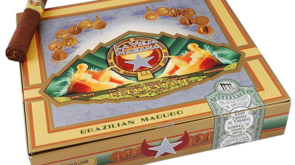 Drew Estate Vieja Habana Rothschild Luxo