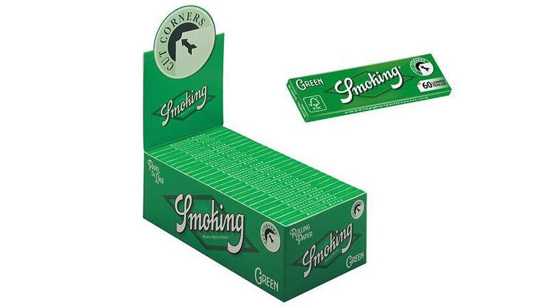 Smoking Green Regular