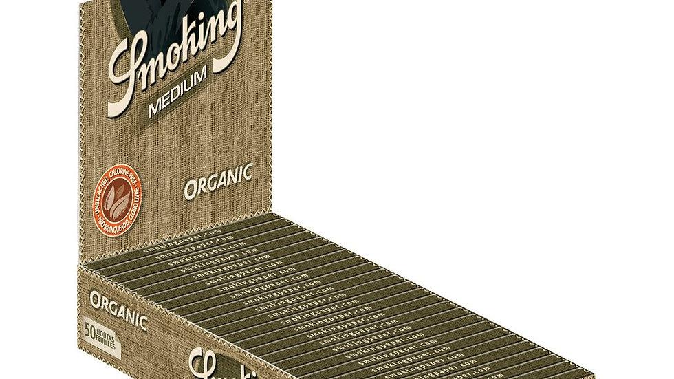 Smoking Organic Regular 50's