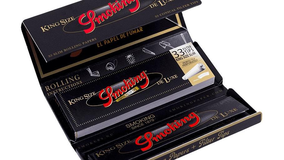 Smoking Luxury Deluxe kit