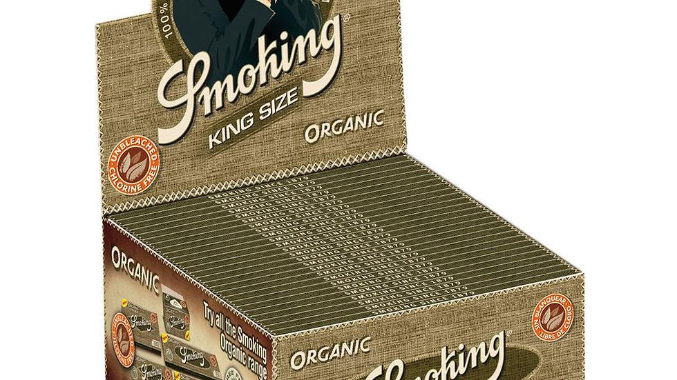 Smoking Organic King Size 50's